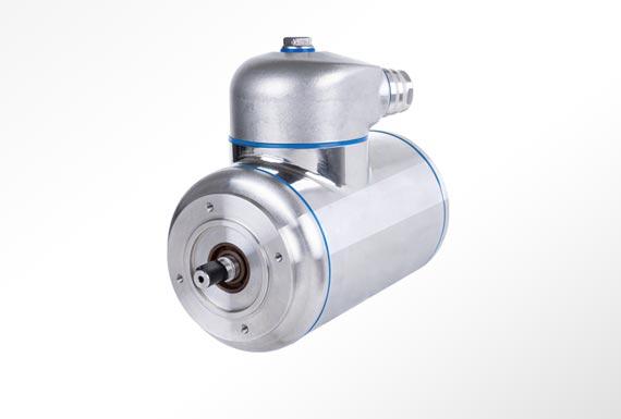 Stainless steel electric motors