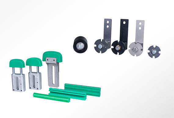 Chain guides & tensioners