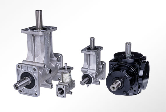Right Angular gearboxes