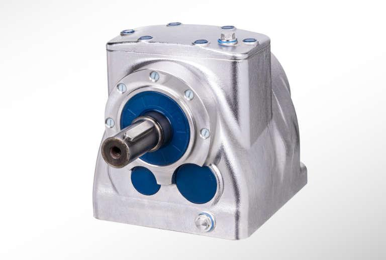 Helical gearbox FR