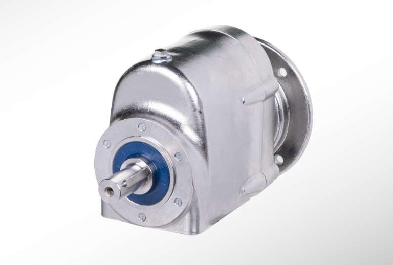 Helical gearbox FRC