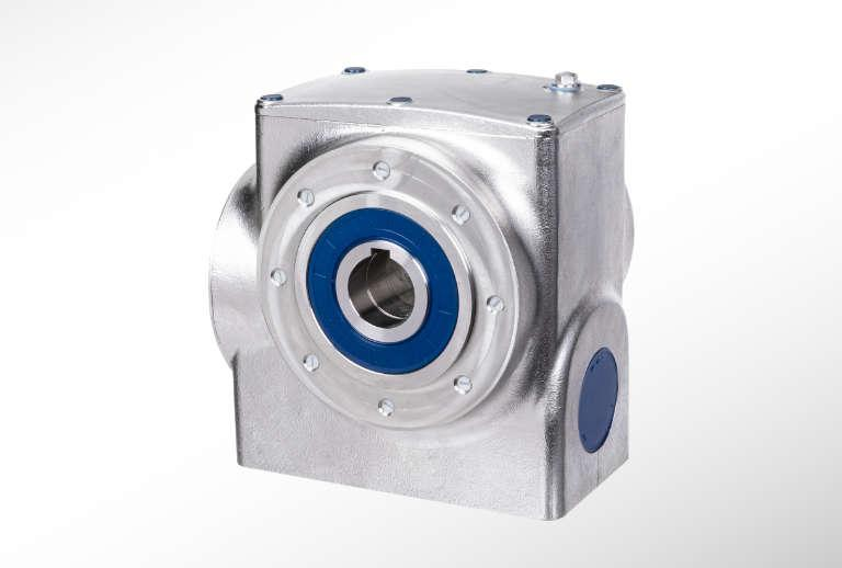 Helical worm gearbox FS(A)
